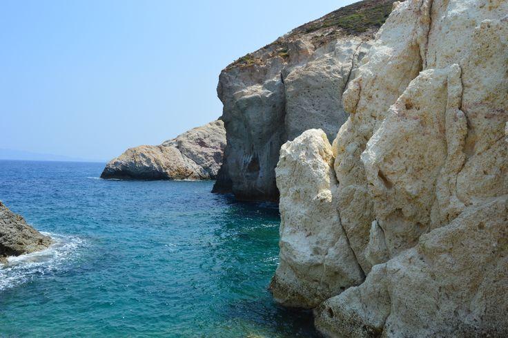 Firopotamos, Milos, Greece
