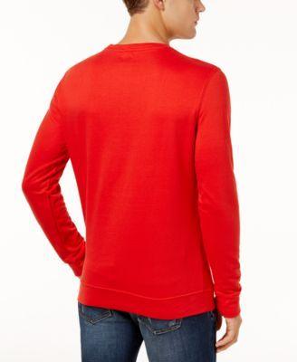 American Rag Men's Make It Rein Fleece, Created for Macy's - Red 2XL