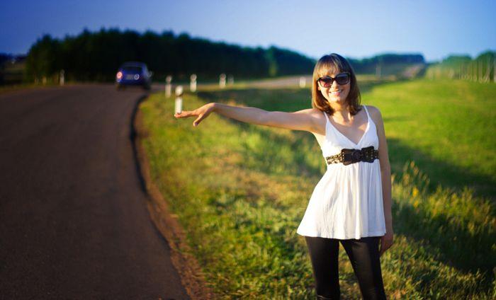 Любите путешествовать? Передвижение автостопом как хобби