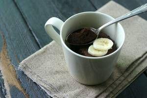 Chocolate Mug Cake {Paleo} - Everyday Maven