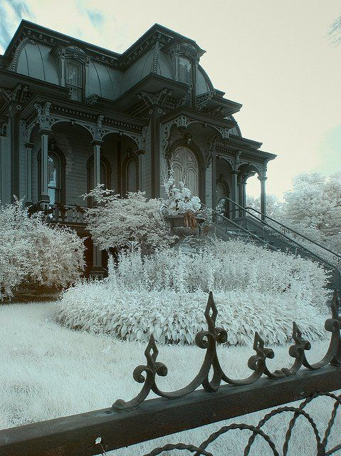 that'll doOld House, Victorian House, Dreams Home, Winter, Abandoned Home, Gothic Victorian, Beautiful, Dreams House, Fairies Tales