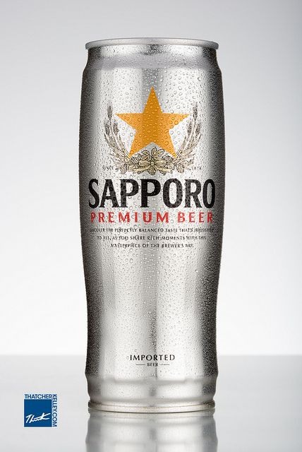 Sapporo Premium Beer. Actually a Japanese rice lager, this is a very smooth beer that pairs well with virtually everything I've tried it with (including, this evening, mussels). A little pricier than domestics (and some imports), but worth it.