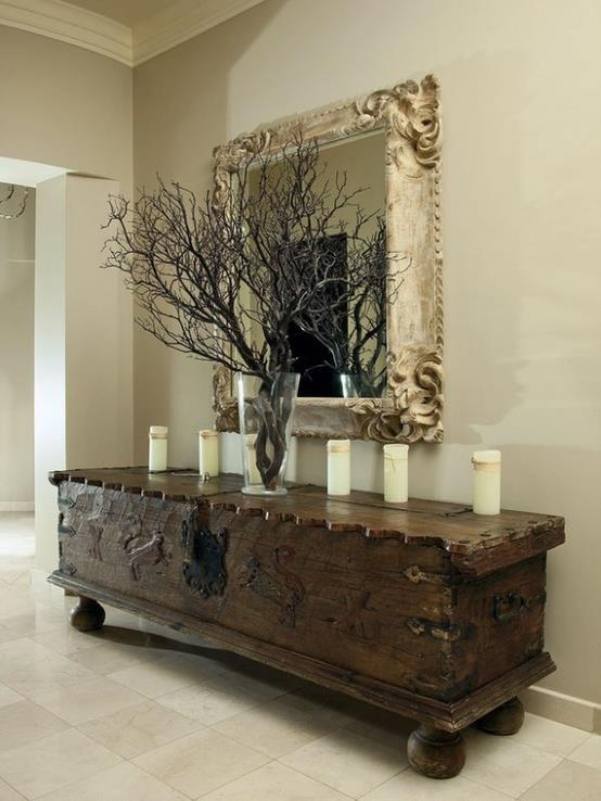 Place on wall in formal dining room.