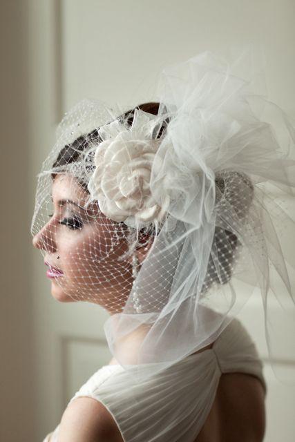 amazing veil #wedding