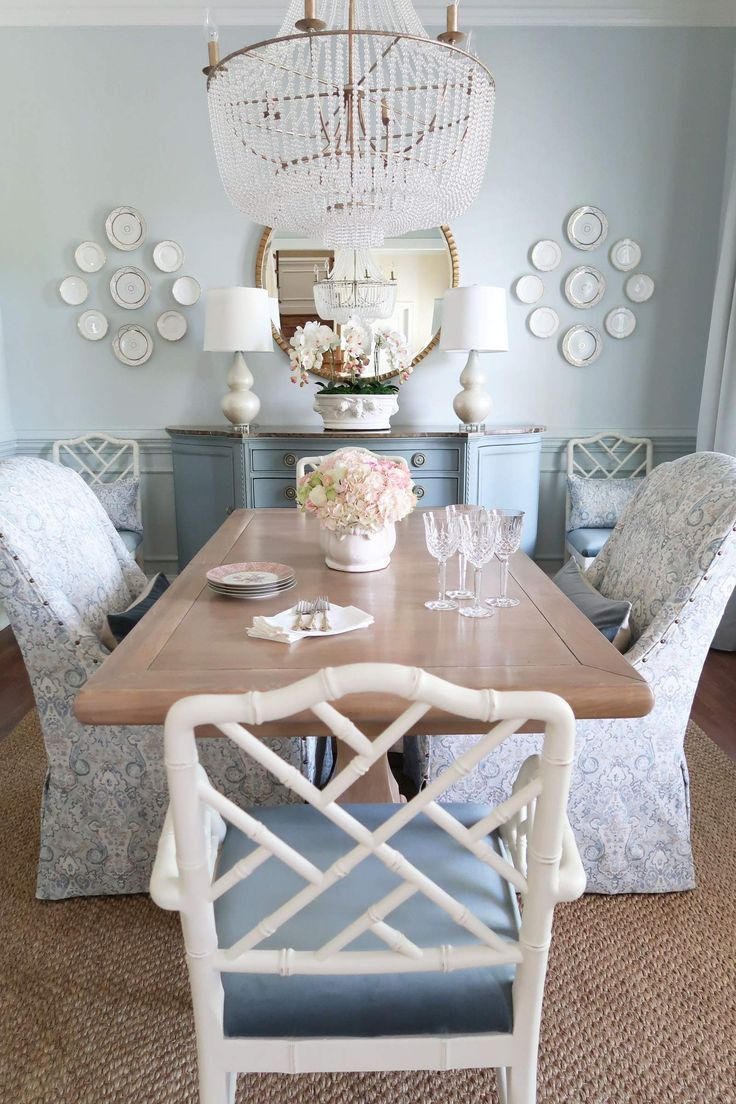 Orc Reveal Modern French Country Dining Room Dining Room French French Country Dining Room Country Dining Rooms