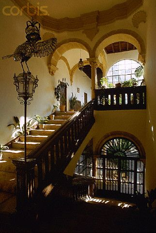 Spanish Castle Interior