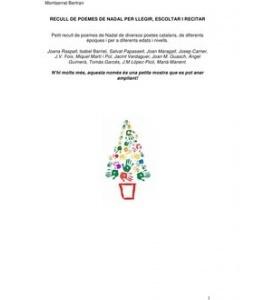 Recull de Poemes de Nadal