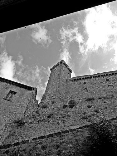 La torre - Castello - Bolsena