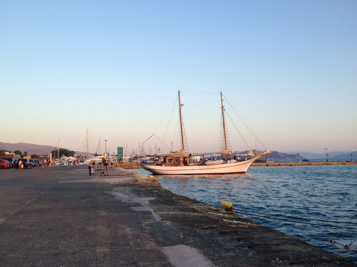Aegina Port. Ph.Laura Novel