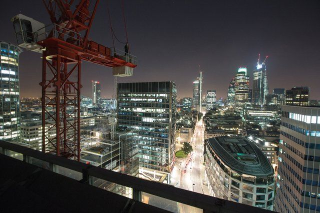St Alphage House, City of London | London From The Rooftops #piclectica