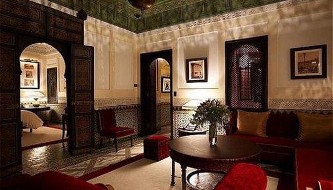 La Mamounia-MOROCCO-Marrakech:6 star hotels