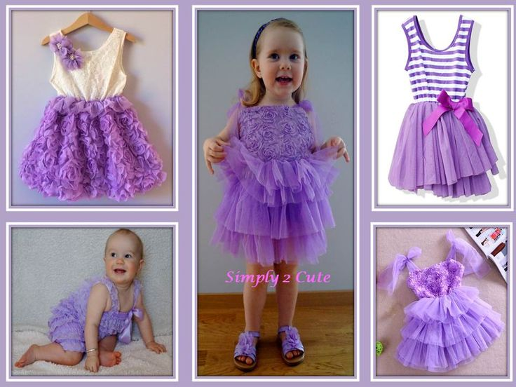 Who doesn't love Purple??? Check out all our fabulous options at http://simply2cute.tictail.com/products
