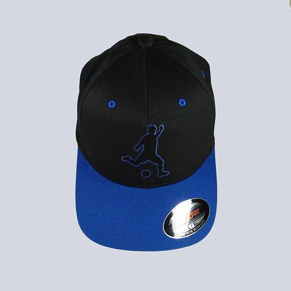 Casquette Sport Soccer Silhouette Hat