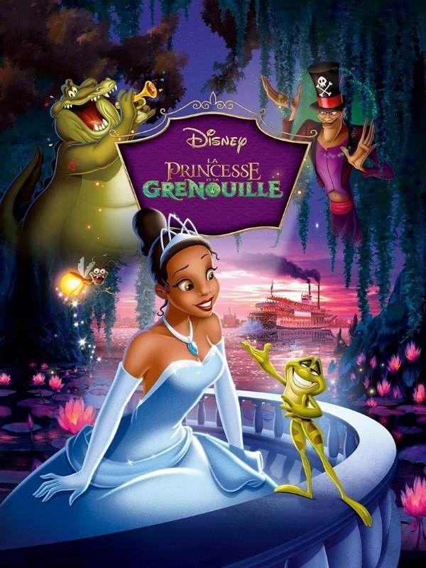 La Princesse Et La Grenouille Film : princesse, grenouille, Épinglé, Melolaromantique, Disney, Princesse, Grenouille,, Films, Classiques,, Grenouille