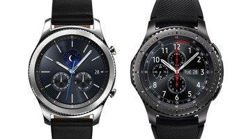 Gear S3: Samsung anuncia a sua nova geração de smartwatches — que será compatível com iPhones