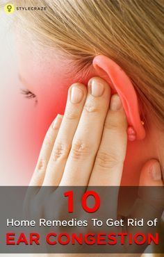 Natural Ways To Get Rid Of A Blocked Nose