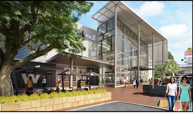 Rosebank Mall Redevelopment - 4  More info: http://blog.galetti.co.za/2013/03/rosebank-mall-redevelopment-ongoing/