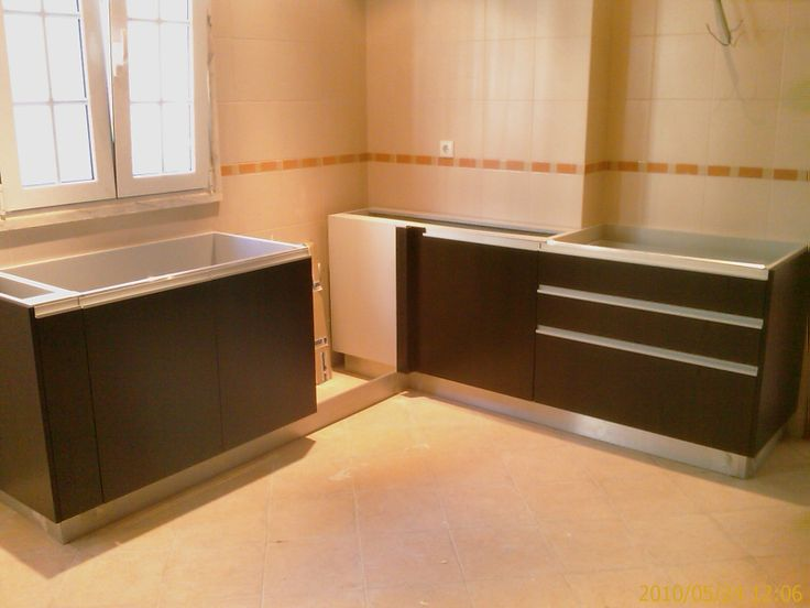 cozinha em wengue