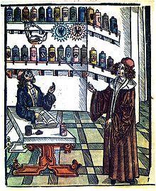 History of pharmacy - Wikipedia, the free encyclopedia