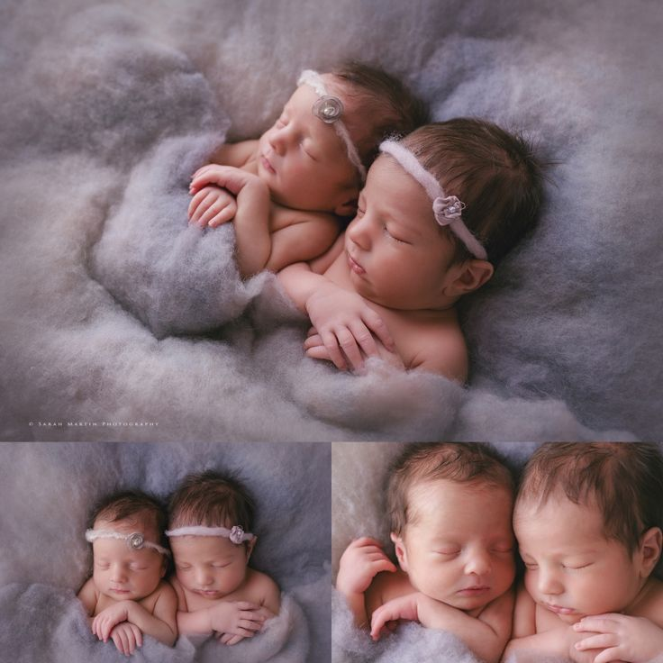 Sarah Martin Photography, newborn photography, baby girls, toronto newborn photographer, twin photographer, twin newborns