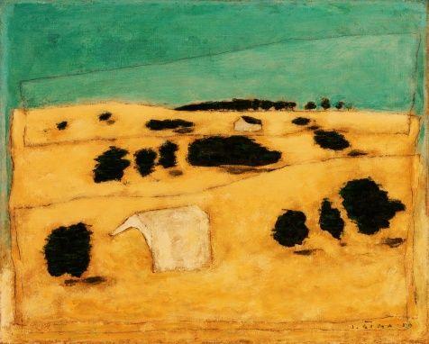 Josef Šíma - Paysage