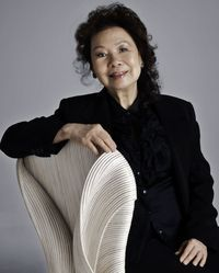 Betty Cobonpue is a Philippines-based furniture designer who in the 1980s created a line of furniture called Scultura.