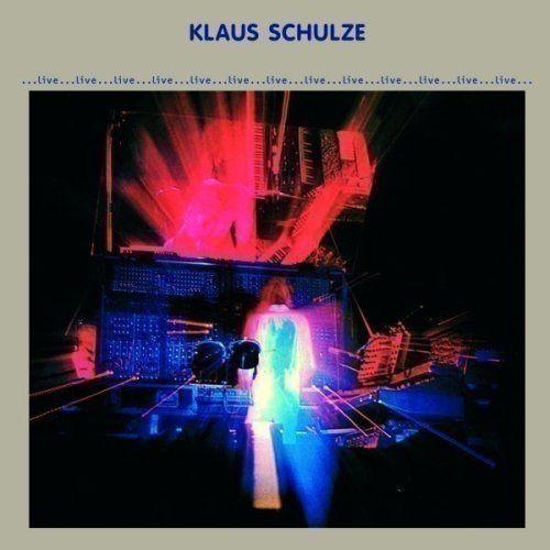 Klaus Schulze Live (album cover)