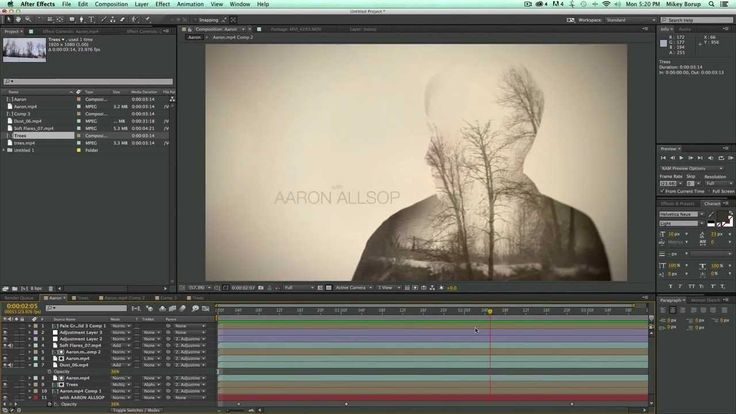 true detective titles HBO after effects tutorial