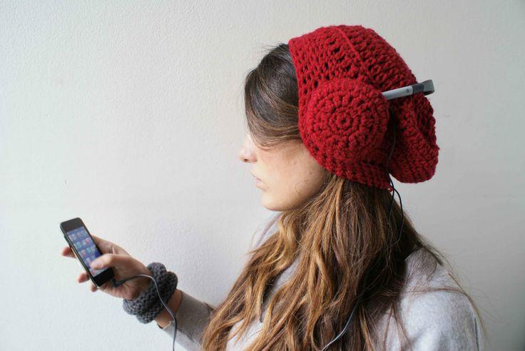 Grosgrain: The Strange and Wonderful World of Crochet.