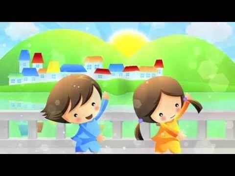 Powitanie wiosny w przedszkolu - scenariusz, piosenki - Pani Monia