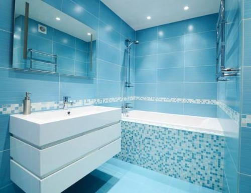 17 Best images about Beautiful Blue Bathrooms on Pinterest