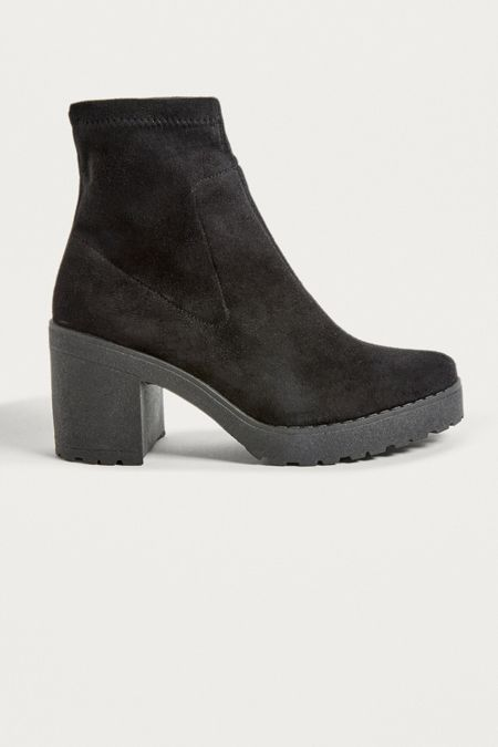 6cf95aa7c25  58 UO Belle Faux Suede Boot