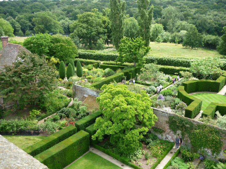 106 Best Images About Formal Garden Design On Pinterest | Gardens