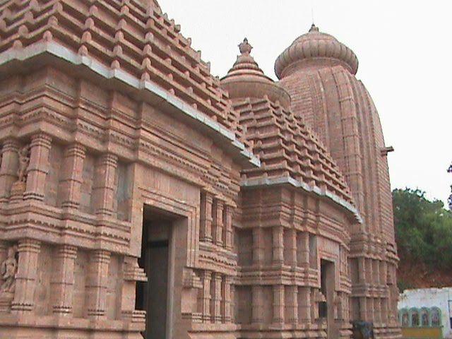 Taratarini, a temple in Ganjam, Orissa, India, for Shakti