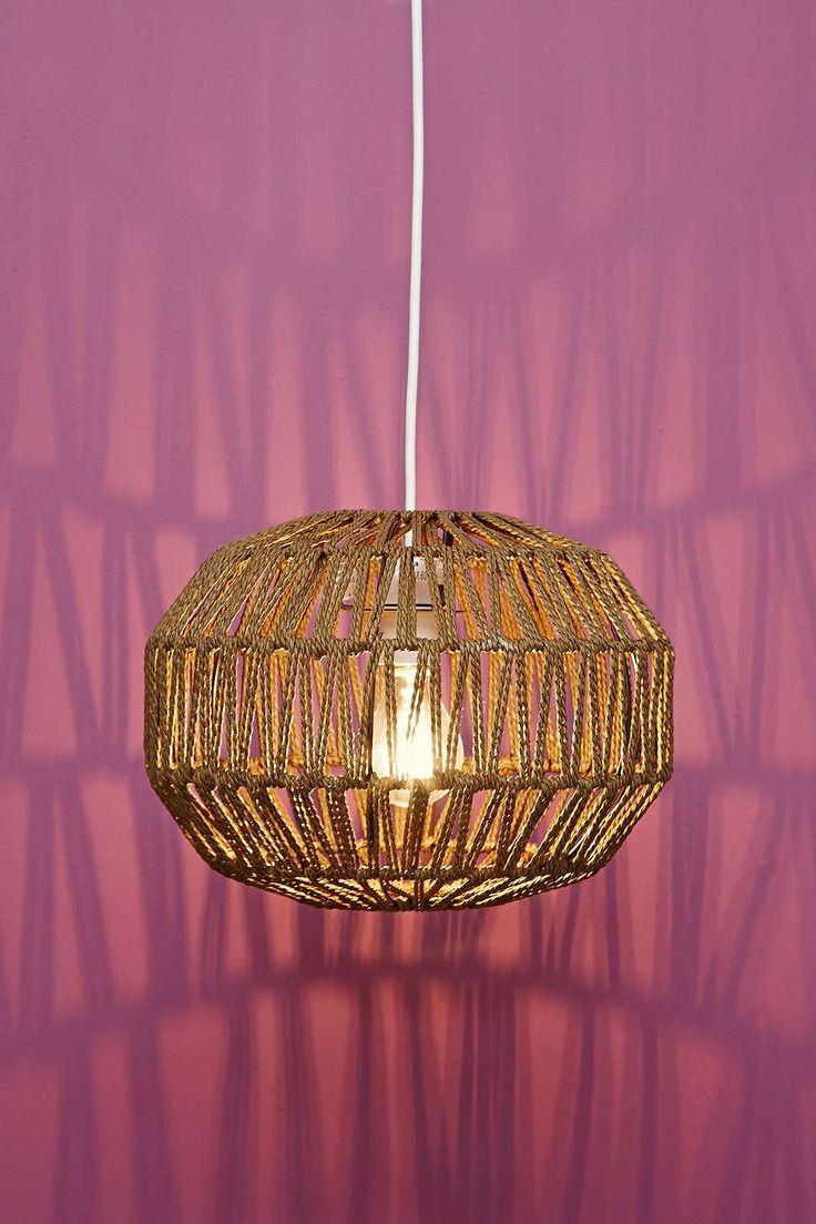 Macca Lampshade in Bronze