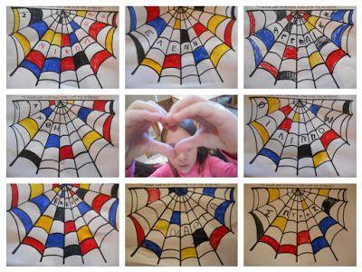 Kindergarten Art Class: ΒΑΣΙΚΑ ΧΡΩΜΑΤΑ ΚΑΙ PIET MONDRIAN