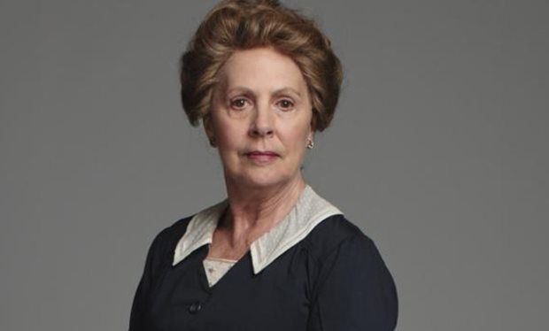 Penelope Wilton: I'm not sad about the end of Downton Abbey..