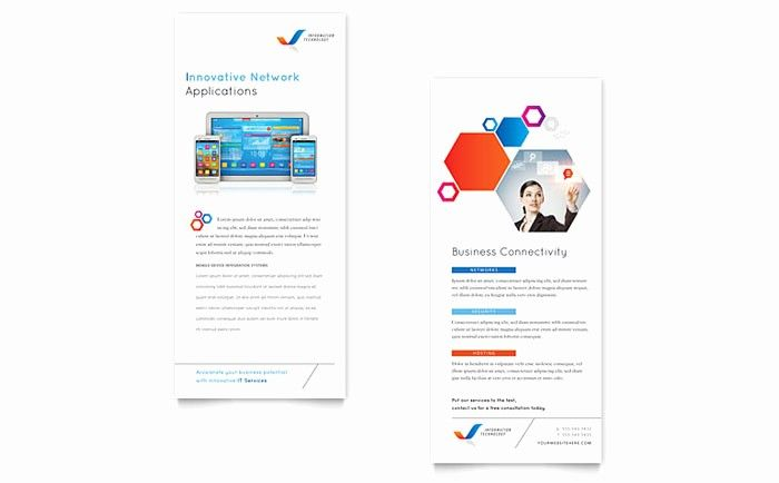 Rack Card Template Microsoft Word Awesome Free Rack Card Templates In 2020 Rack Card Templates Debit Card Design Card Template