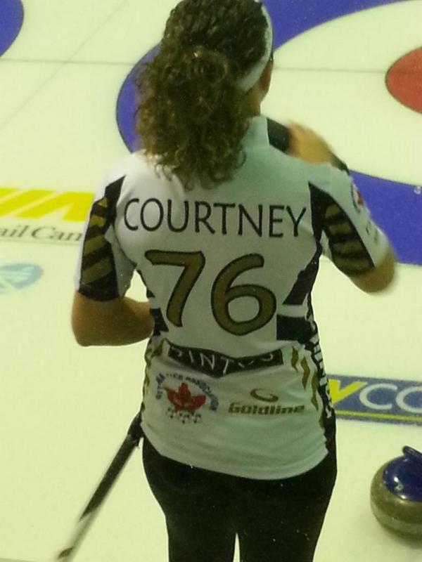 Jo Courtney at shorty Jenkins