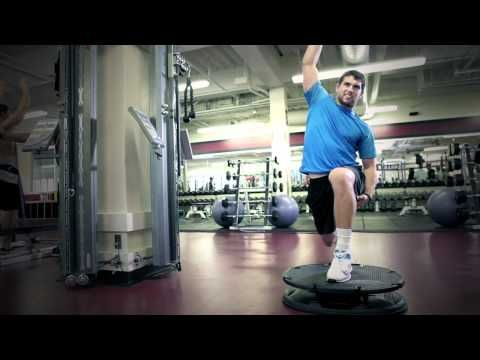 Andrew Luck Nike Football ad