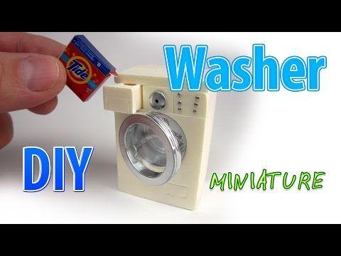1000 ideas about electronic safe electronics diy realista en miniatura lavadora casa de muñecas no la arcilla polimérica