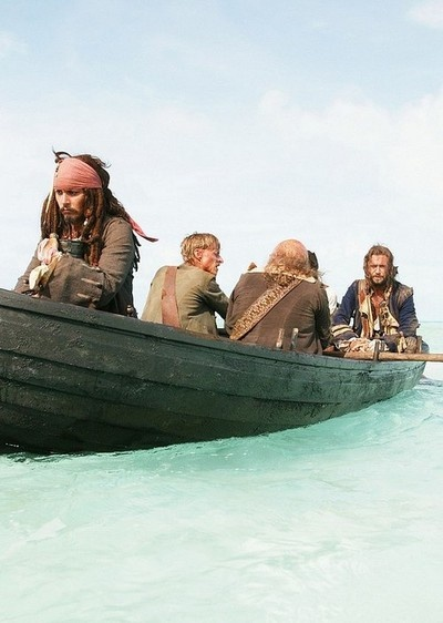 Pirates of the Caribbean: Dead Man's Chest(2006)