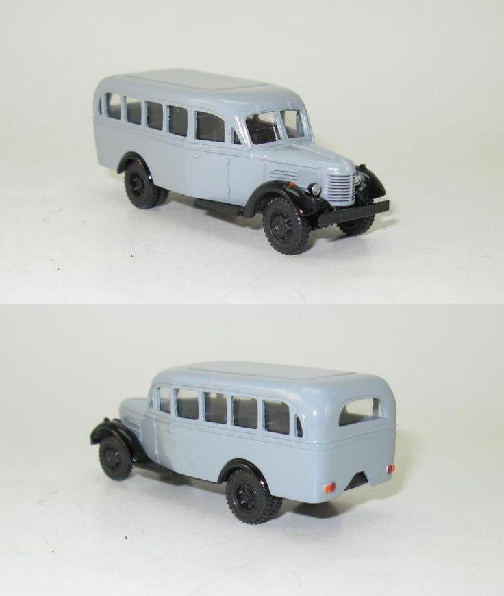ZiS-150 Bus WISMUT DDR - 1:87 HO