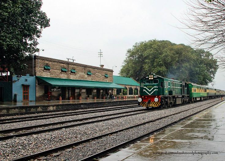 Pakistan Railways pictures thread - dHFKSZm