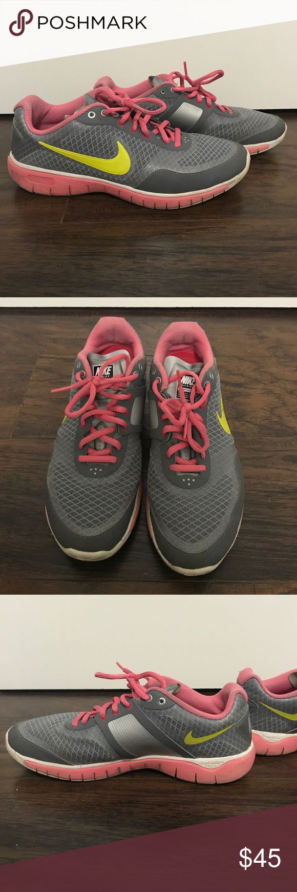 Nike Free XT Cross Training Shoe Nike Free XT Everyday Fit+ Womens Cross Training Shoes Mesh Rubber Sole 100% Authentic Nike Product True to Fit Size Classic Look. Worn but still in great condition. Nike Shoes Athletic Shoes