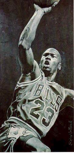 Michael Jordan - One | Stephen Holland #stephenholland