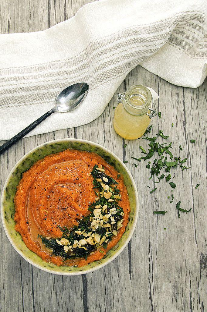 Vi älskar Sötpotatis se våra andra Sötpotatis recept här Gillar duhummus? Den kladdiga, silkeslenaröra gjord utav kikärtor? Den är enkel att göra och super fräsch, proteinmängden är...
