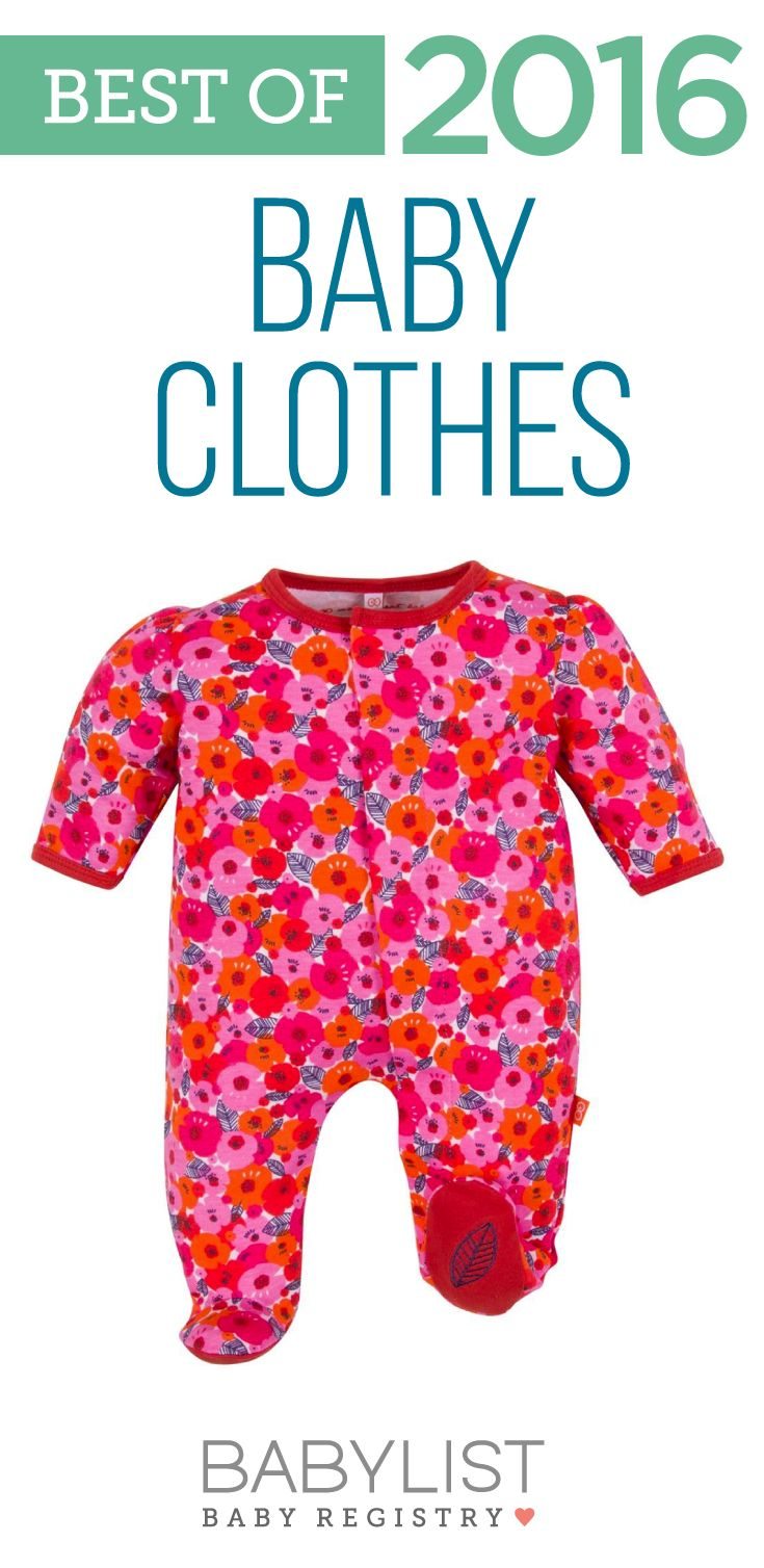 Need some advice to help pick out the best baby clothes? Both super cute and super practical, here are the best baby clothes of 2016 - based on our own research + input from thousands of parents. There's no one must-have wardrobe. Every family is different. Use this guide to help you figure out the best baby clothing for your family's needs and priorities.