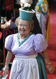 Margaret Pellegrini, 'Wizard of Oz' Munchkin, Dies at 89