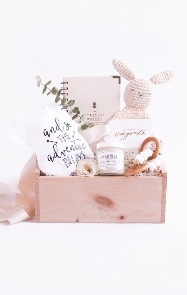 New mom-to-be Gift Box
